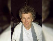 Margaret Elizabeth Reay (September 20, 1929 – November 19, 2020)