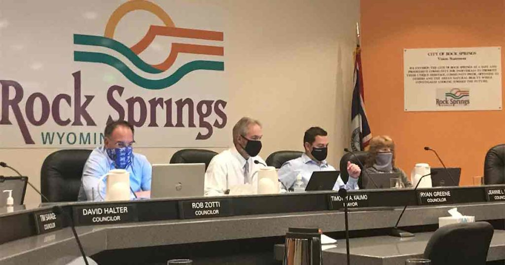 Rock Springs Accepts Over $7 Million in CARES Funding