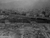 How Rock Springs Celebrated Christmas in 1878