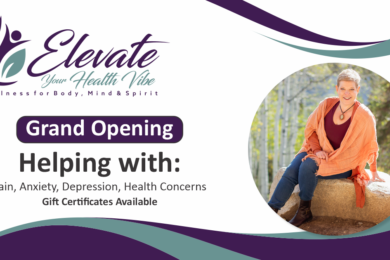 Find Mind, Body & Spiritual Wellness with Elevate Your Health Vibe