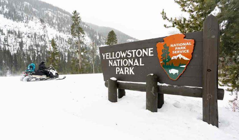 Yellowstone National Parks' Winter Season Start December 15