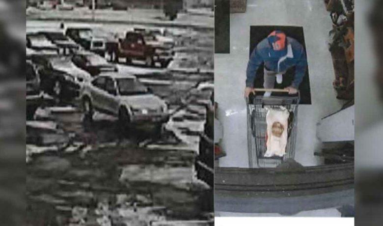Rock Springs Police Officers Seek Information on Larceny Suspect