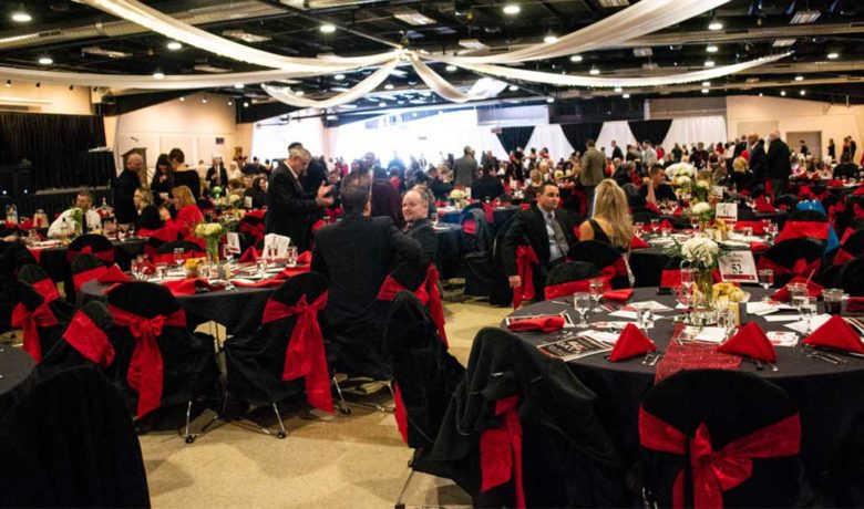 8th Annual Red Tie Gala Postponed Until 2022