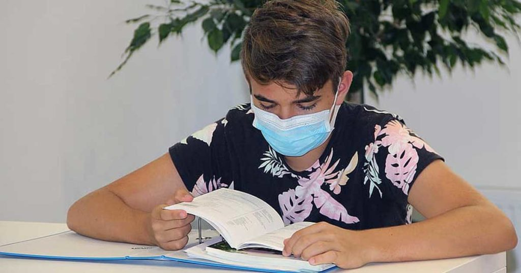 Mask Use Will Continue in Schools; Classroom Capacity Limitations Removed