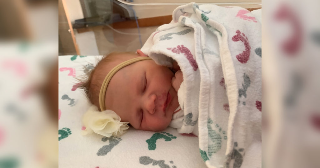 Birth Announcements: Tinlee Jae Bloom