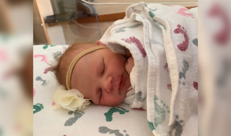 Birth Announcements: Tinlee Jae Bloom
