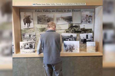 Eden Valley Community Center Showcases New Museum Exhibit