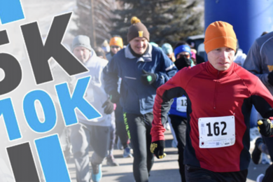 Bundle Up & Get Ready for the Frostbite 5K, 10K and Family Fun Run