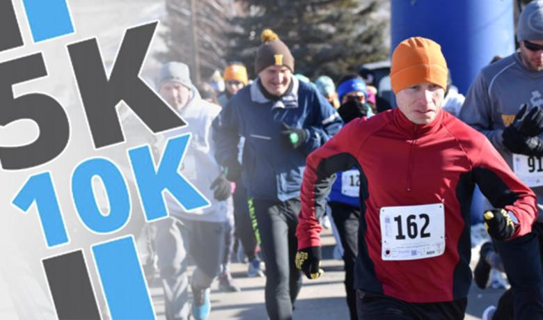 2021 Frostbite 5K, 10K & 1-Mile Family Fun Run