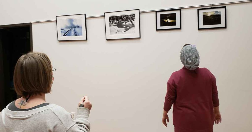 Local Photographers Display Work in Library Exhibit
