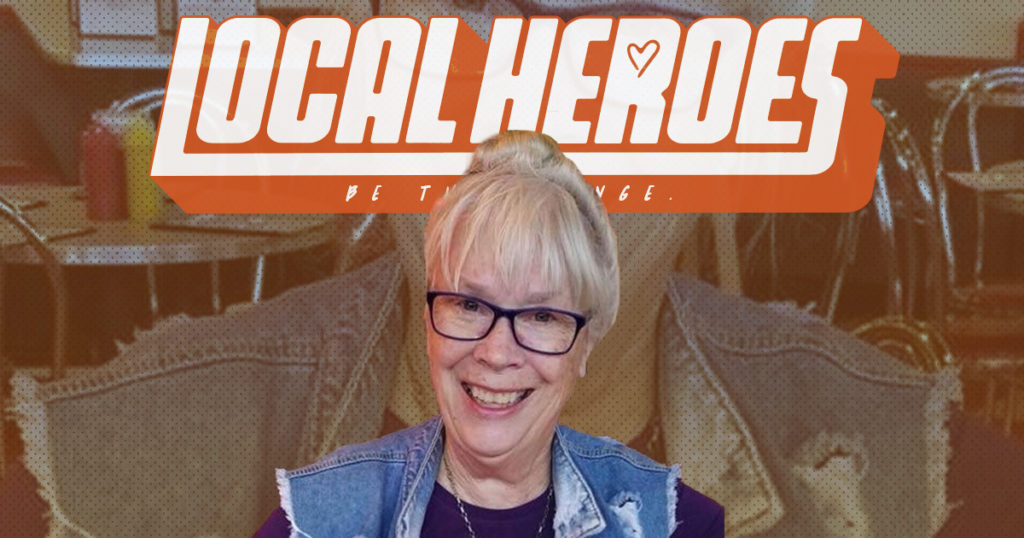 #LOCAL HEROES: Teri Lynch