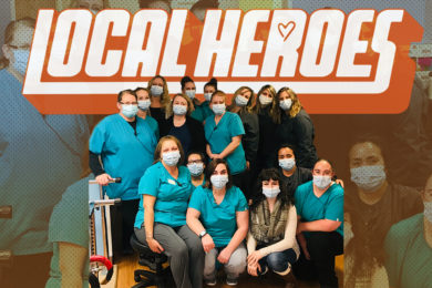 #LOCAL HEROES: Sublette Center Employees