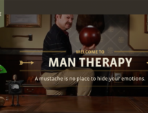 Sweetwater County Launches Man Therapy to Help Men Maintain Their Mental Health The Manly Way