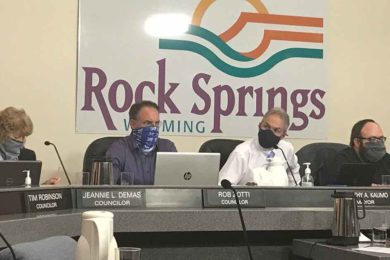 Rock Springs Council Approves Early Retirement Incentive