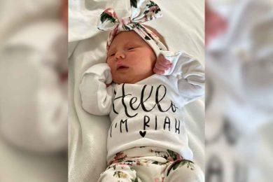 Birth Announcement: Riah Nations (Trujillo)
