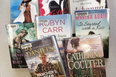 #SWEETREADS: It's OK to Check Out a Romance Novel, We Won't Tell