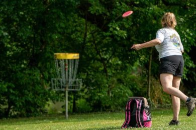 Public Opinion Wanted for Disc Golf Course at Scott's Bottom in Green River