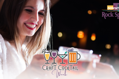 Toast the Town with Downtown Rock Springs' Craft Cocktail Week