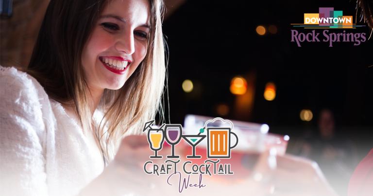 Craft Cocktail Week