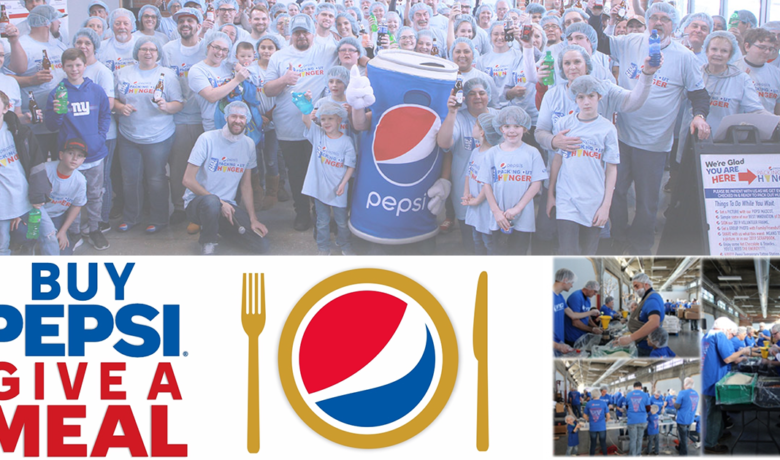 Buy a Pepsi, Give a Meal With Western Wyoming Beverages