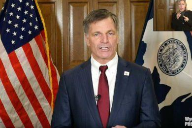 Governor Gordon Emphasizes State's Priorities in Message to Legislature