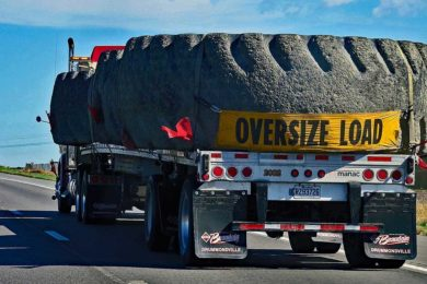 Sweetwater County Discusses Permits for Oversized Vehicles on County Roads