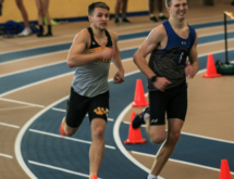 Tigers Open Up Indoor Track and Field Season in Campbell County