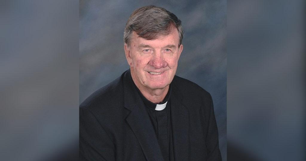 Father Tom Sheridan (January 2, 1939 – February 15, 2021)