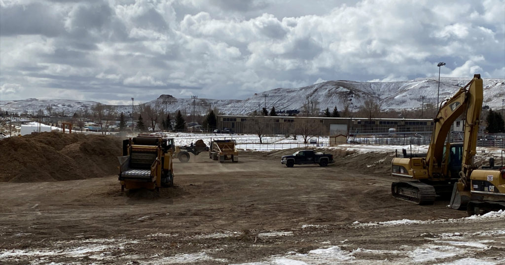 Green River Officials Address Questions About Mulch Piles
