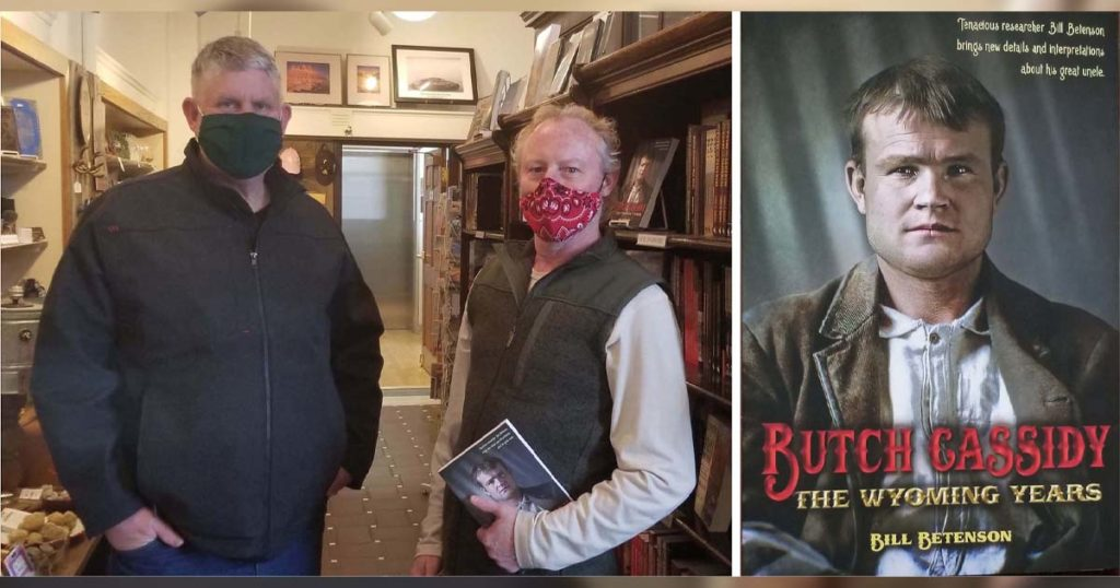 Butch Cassidy Biographer Visits Sweetwater County Historical Museum