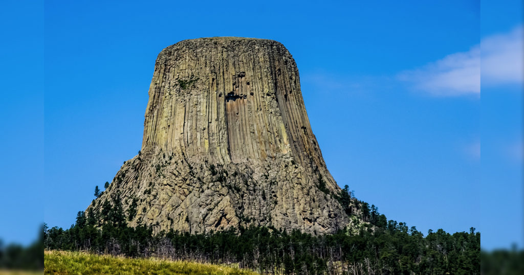 Lummis Sponsors Bill to Maintain Devils Tower Name