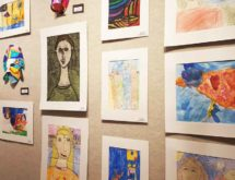 Students' Artwork on Display at CFAC Through Saturday