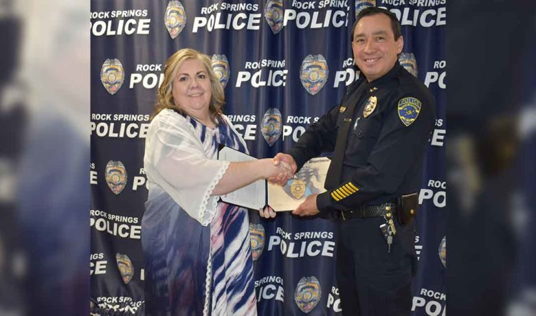 RSPD Announces 2020 Civilian of the Year
