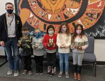 SCSD No. 1 Young Author Award Winners Named