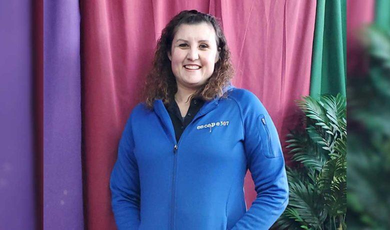 Rock Springs Main Street Announces Amanda Bruder as January's Volunteer of the Month