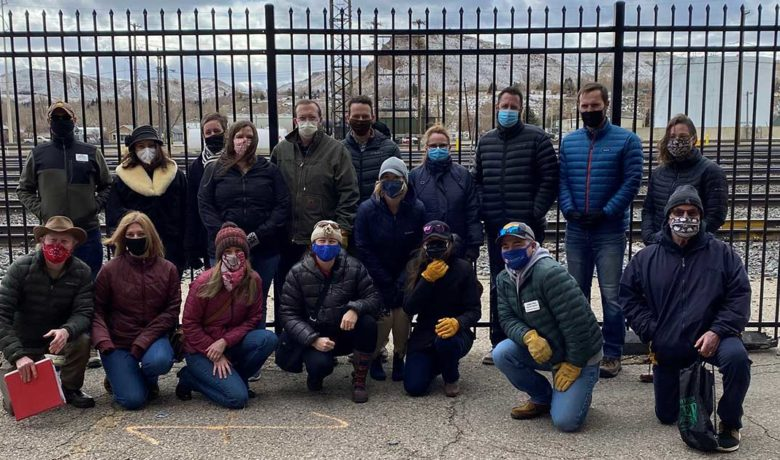 Leadership Wyoming Class of 2021 Visits Sweetwater County