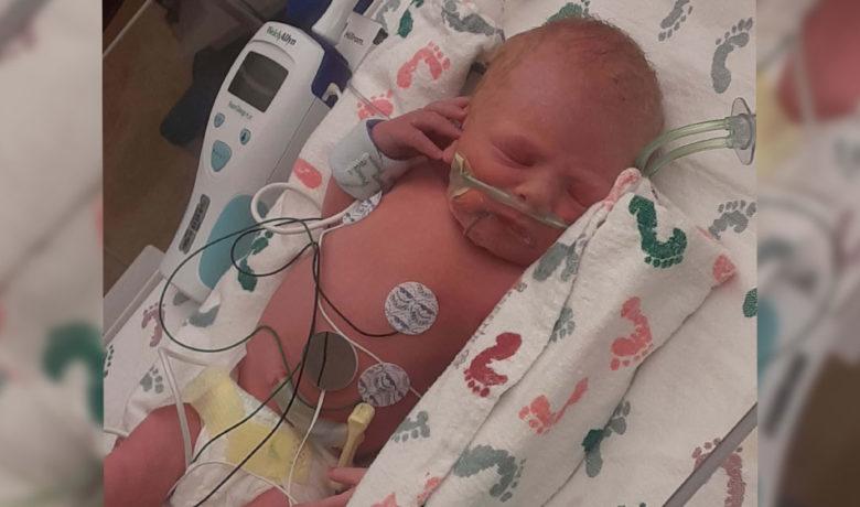 Birth Announcements: Xhakaiah Rose Burge