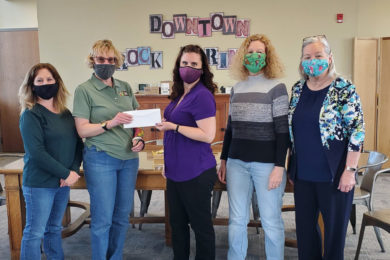 Downtown Rock Springs Receives Grant for Winter Project