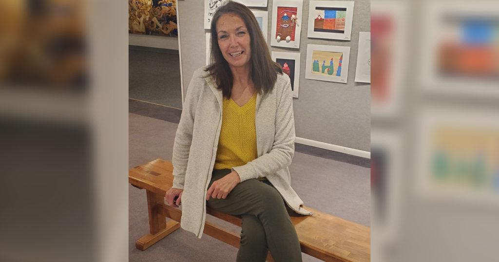 Kaye Tyler Named February Volunteer of the Month By Rock Springs Main Street