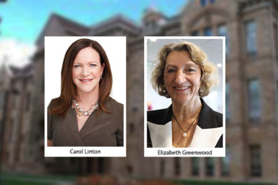 Greenwood Named to University Board of Trustees