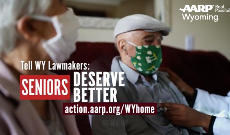 Advocate for Senior Care in Wyoming