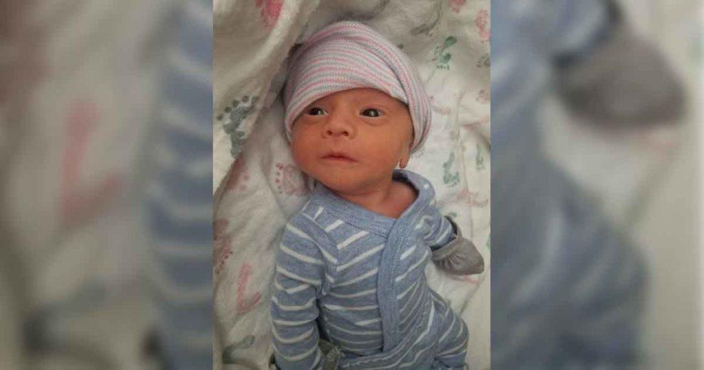 Birth Announcement: Braxton James Dillon