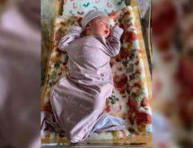 Birth Announcement: Huntlee Ann Mayhew