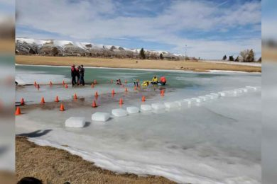 Jackalope Jump Fundraiser Wants Residents to 'Be Bold and Get Cold'