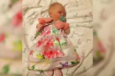 Birth Announcement: Kahleia-Sue Ruby Callahan-Burge