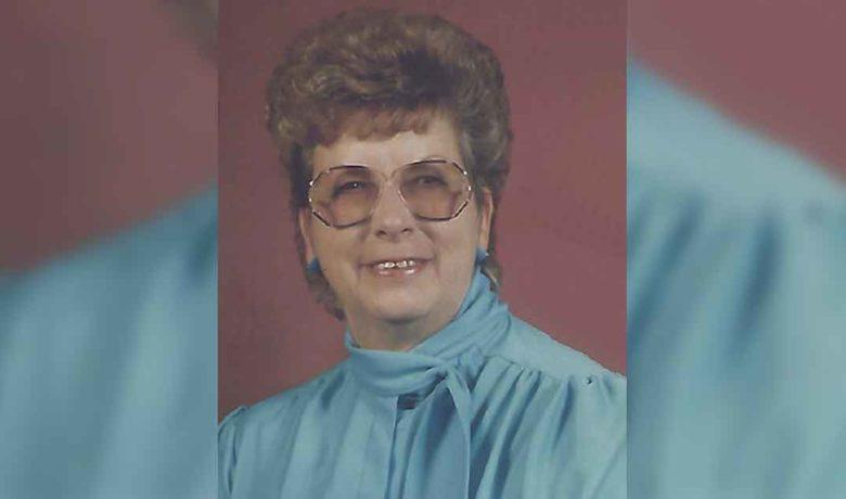 Ruth Bush (November 30, 1934 – March 11, 2021)