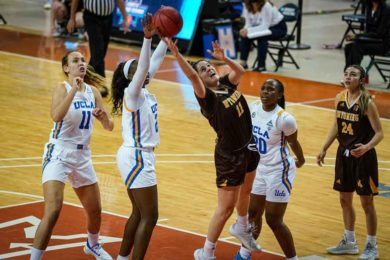 Cowgirls Lose to UCLA in First Round of NCAA Tournament