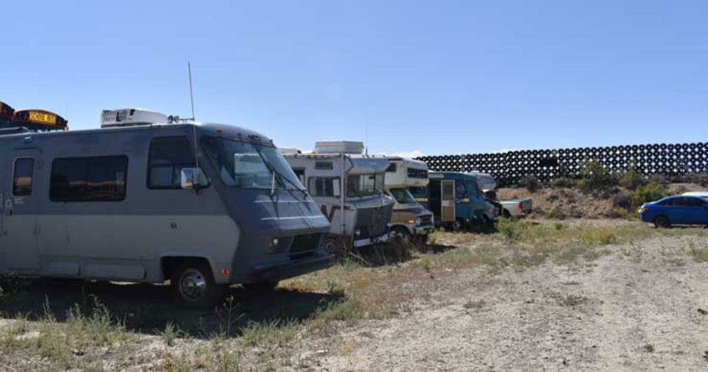 Sheriff's Office Seeks Conditional Use Permit for Abandoned Vehicle Lot