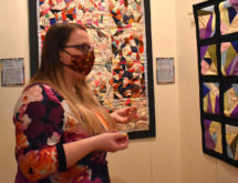 Sweetwater County is Crazy for Crazy Quilts