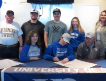 Spartan Up: Stevenson Signs With University of Dubuque Baseball